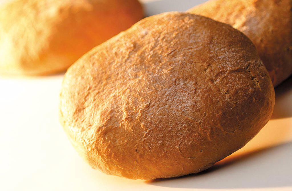 White rolls : Stock Photo