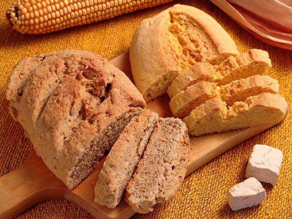 Stock Photo: 1898-17481 Bread