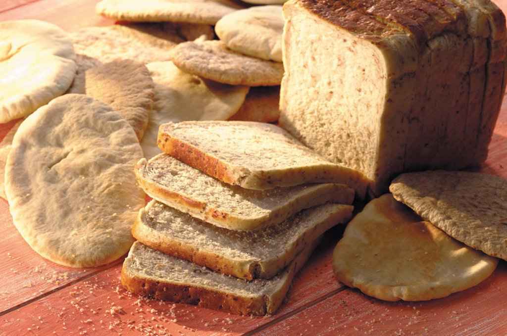 Stock Photo: 1898-17777 Mixed bread