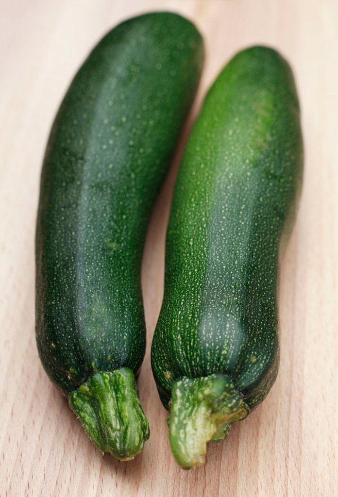 Courgettes : Stock Photo