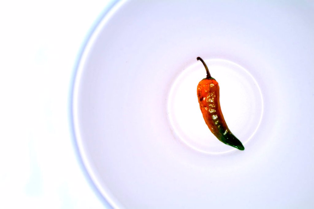 Stock Photo: 1898-24060 Red Chilli