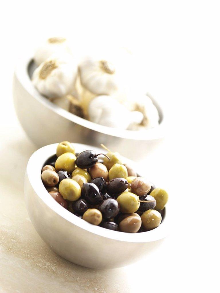 Stock Photo: 1898-27206 Olives