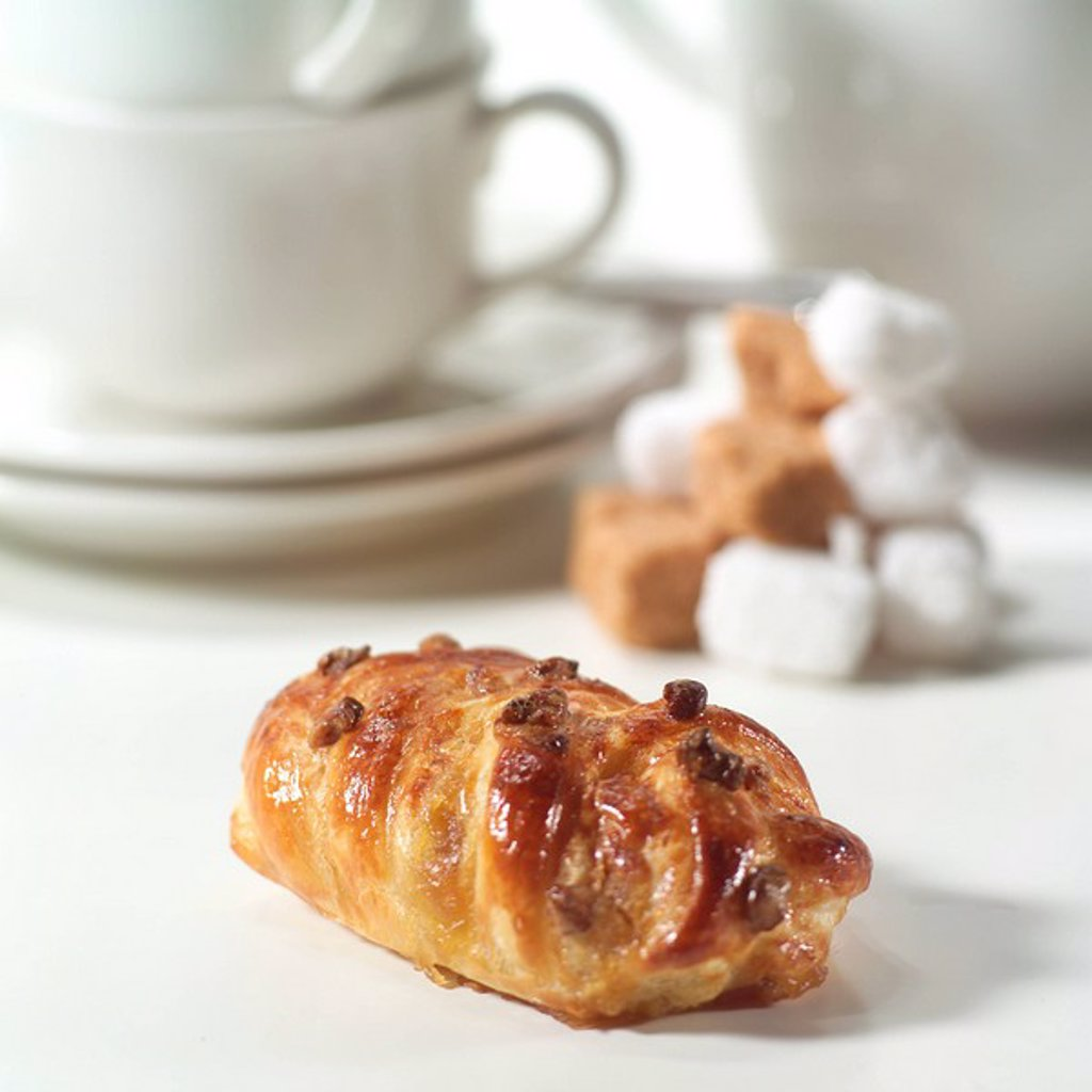 Stock Photo: 1898-29447 Danish Pastry