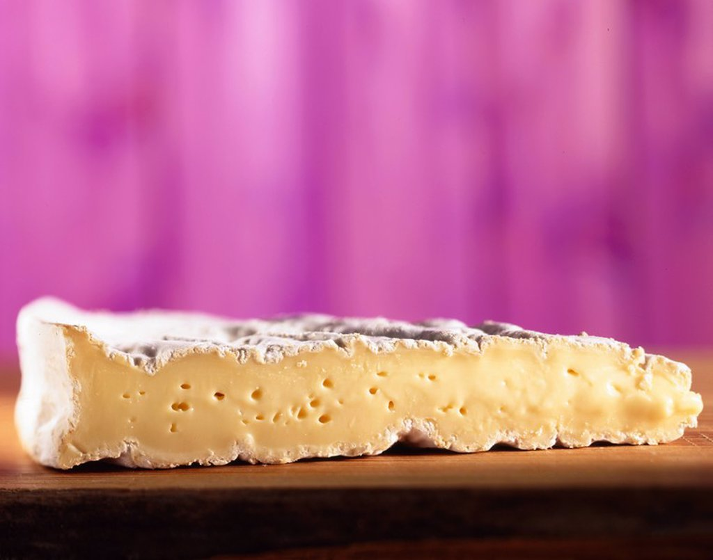 Cheese _ Brie : Stock Photo