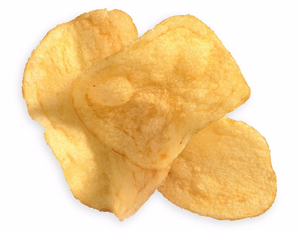 Stock Photo: 1898-29592 Crisps