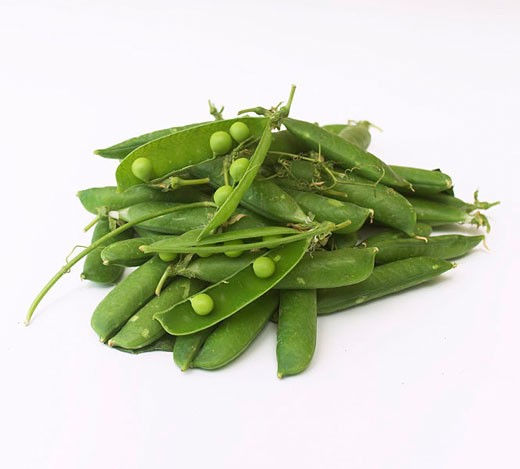 Peas : Stock Photo