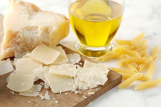 Parmesan : Stock Photo