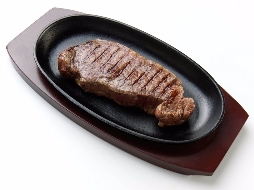 Sirloin Steak : Stock Photo