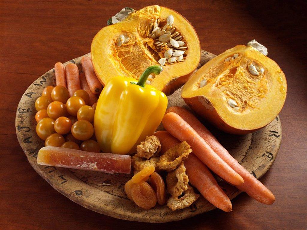 Stock Photo: 1898-36078 Orange Food
