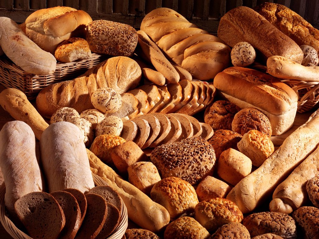 Selection Of Bread : Stock Photo