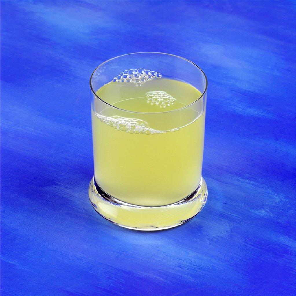 Glass of Pineapple Juice : Stock Photo