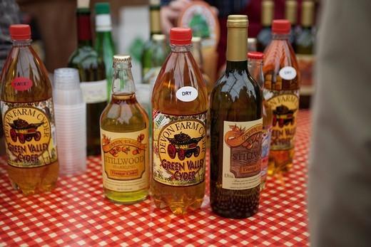 Cyder, Cider, Devon County Show 2009 : Stock Photo