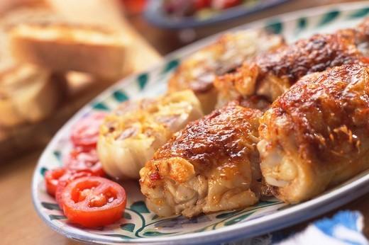 Piri Piri Chicken : Stock Photo