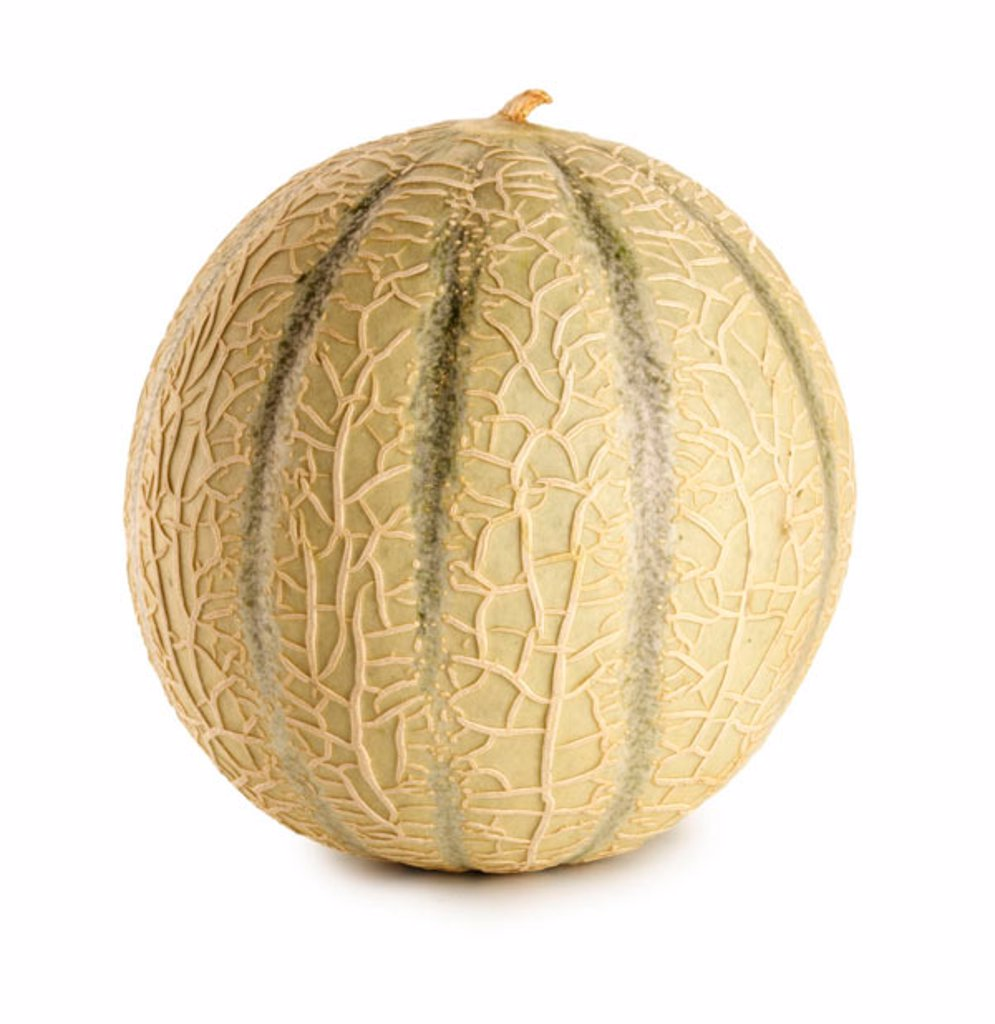 Stock Photo: 1898-5155 Cantaloupe melon