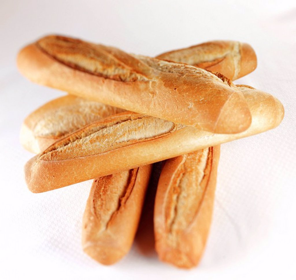 Stock Photo: 1898-6077 FRENCH BREAD