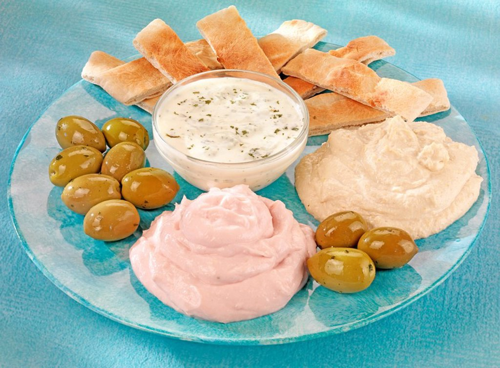MEZE : Stock Photo
