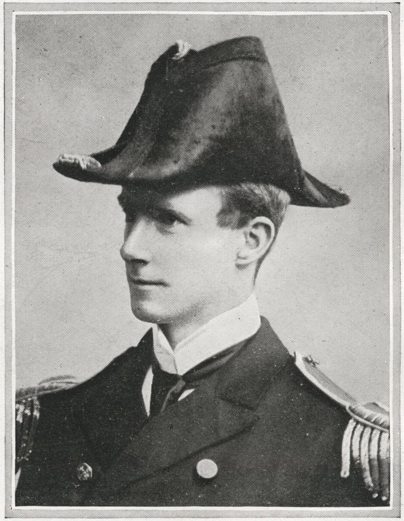 Captain of the Carpathia. Captain Arthur Henry Rostron, R.N.R., aged 43, was commander of the Carpathia - the ship that rescued 705 of Titanic's passengers after receiving her SOS. He was the son of James Rostron, from Bolton, Lancashire, educated at Bolton High School and the Bolton Church Institute, and later went on board the Conway naval training ship in the Mersey. He was taken in to the service of the Cunard company and for a long time was chiefly employed in the Mediterranean. He was an o : Stock Photo