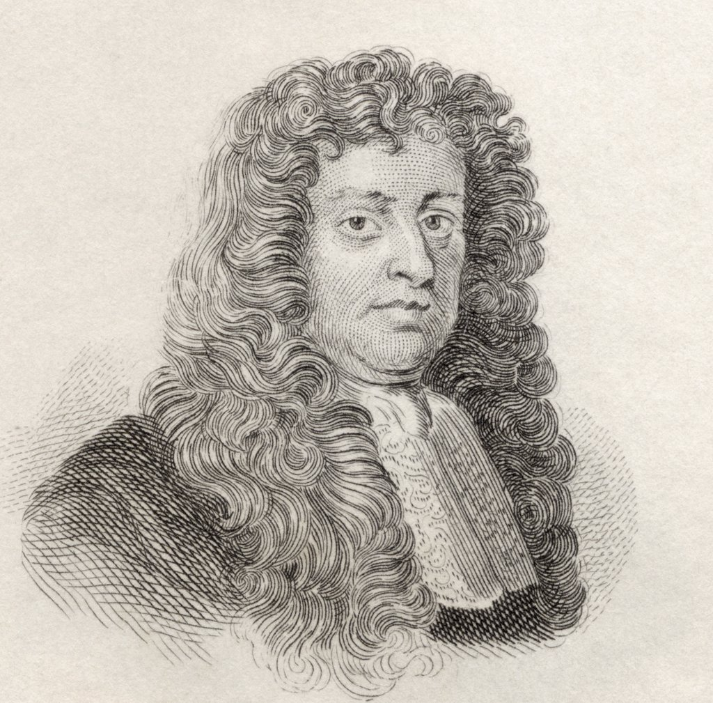 William Russell, Lord Russell, 1639 to 1683. English politician. : Stock Photo