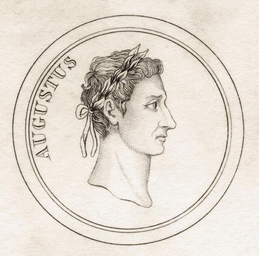 gaius octavius augustus first emperor of Augustus caesar (27 bce – 14 ce) was the name of the first and, by most accounts, greatest roman emperor augustus was born gaius octavius thurinus.