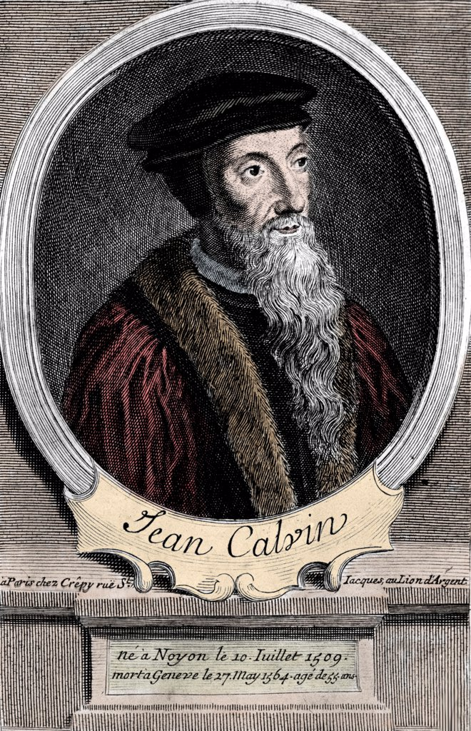 a biography of john calvin a french theologian An influential french theologian and pastor john calvin at 53 years old in an pierre caroli he wrote a biography which severely maligned calvin's.