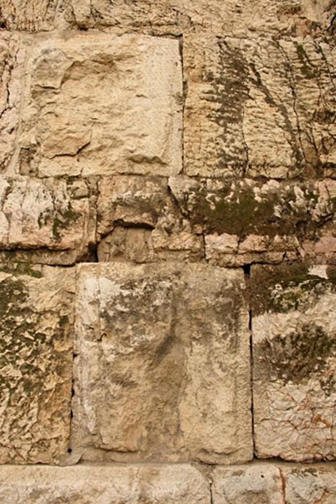 Stock Photo: 1904-2267 Tower of David museum Jerusalem