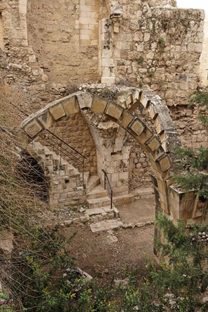 Stock Photo: 1904-2270 Jerusalem