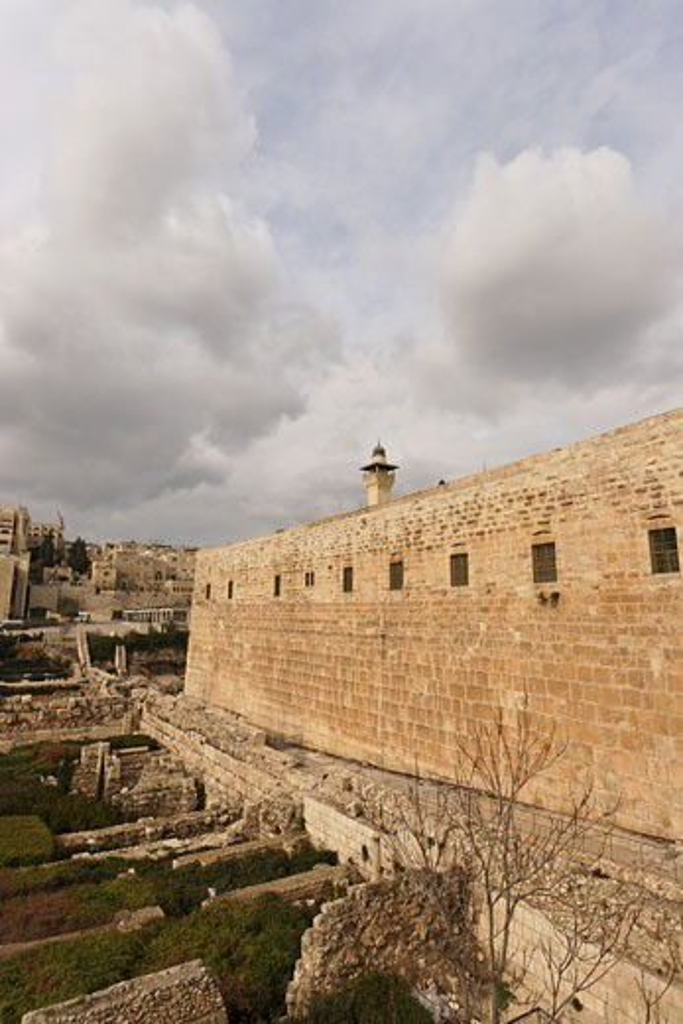Stock Photo: 1904-2310 Jerusalem Archaeological Park