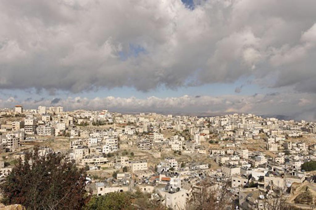Mount Scopus Jerusalem : Stock Photo