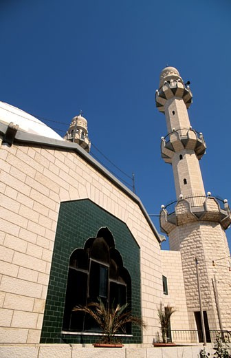 Stock Photo: 1904-6943 The Ahmadi Mosque in Haifa
