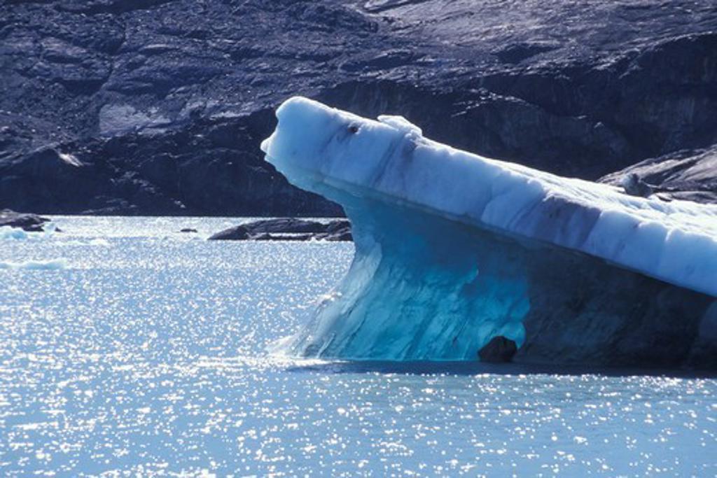Stock Photo: 1916-7840 Argentina, Patagonia, Perito Moreno Glacier