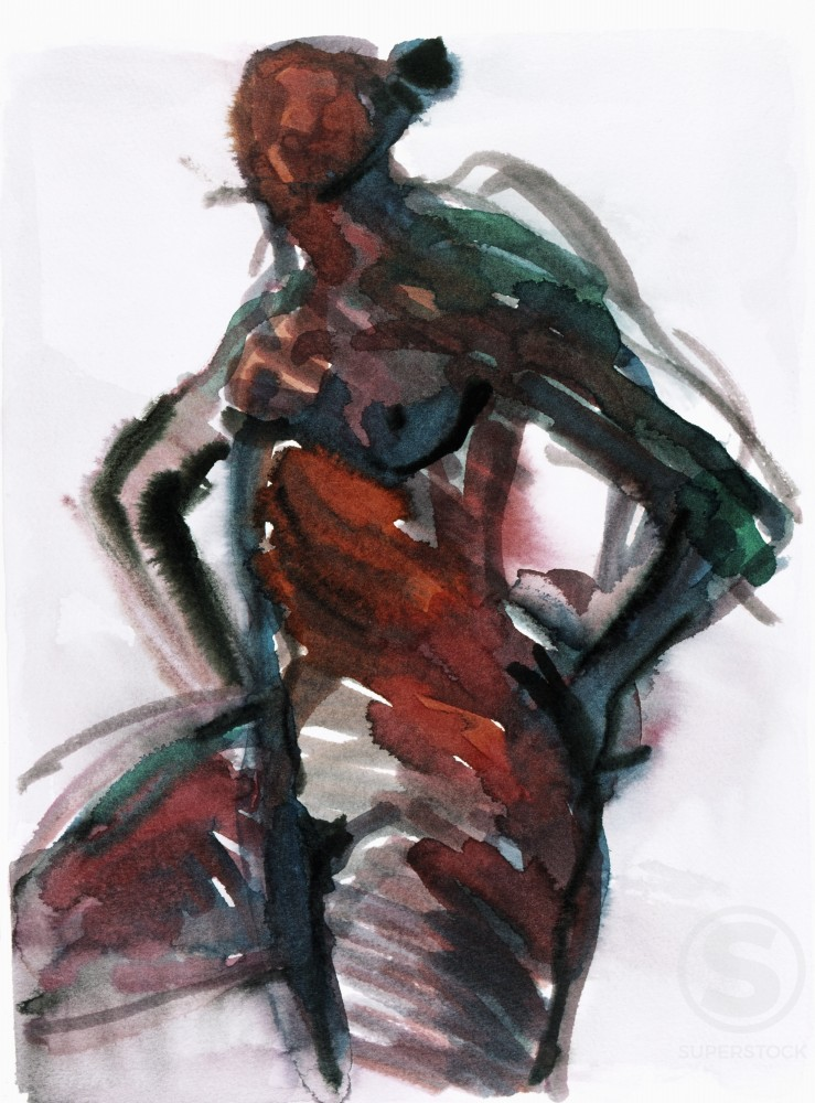 Stock Photo: 192-556 Figure