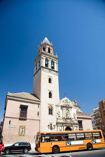 San Pedro church  Seville  Spain : Stock Photo