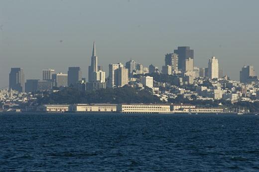 San Francisco Bay California United States : Stock Photo