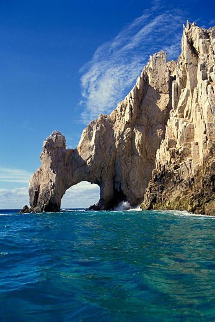 Land s End  Cabo San Lucas  Mexico : Stock Photo