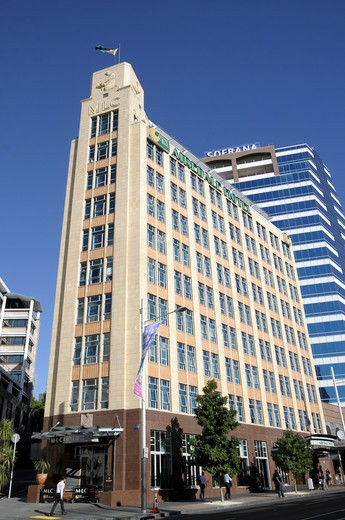 Scenic Circle Airedale Hotel In Queen Street Auckland New Zealand : Stock Photo