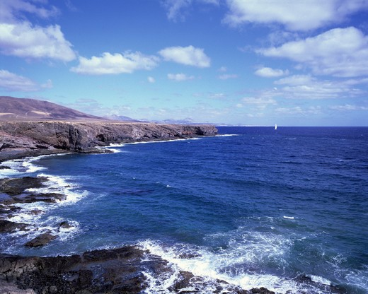 Papagayo Coastline : Stock Photo