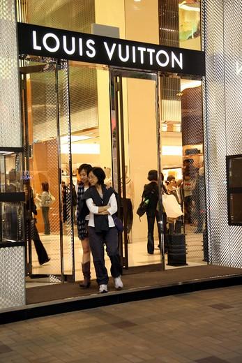Shopping In Kowloon : Stock Photo