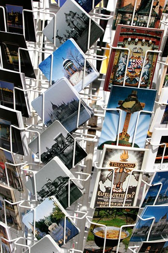 budapest, Local Scenery Postcards : Stock Photo