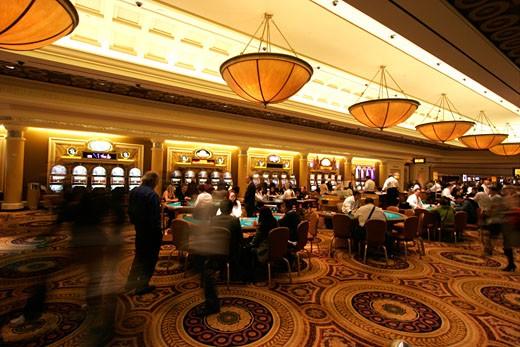 Caesars Palace Hotel, Casino : Stock Photo