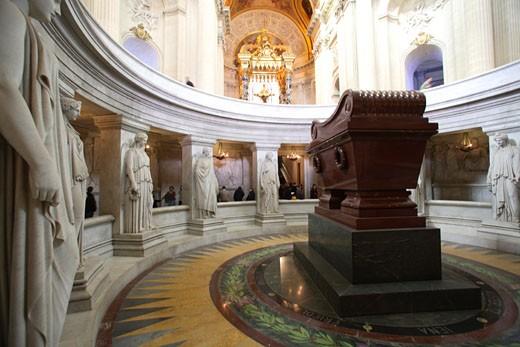 Dome Church, Napoleon's Tomb : Stock Photo