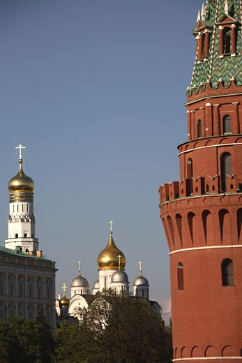 Moscow, The Kremlin : Stock Photo