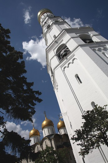 Kremlin, Ivan the Great Bell Tower : Stock Photo
