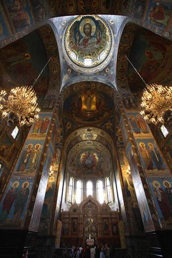 Church Of The Resurrection : Stock Photo