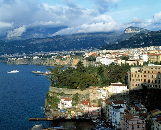 Neapolitan Riviera, Sorrento : Stock Photo