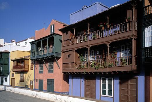 La Palma, Santa Cruz : Stock Photo