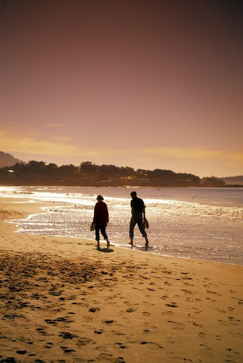 Carmel-by-the-sea : Stock Photo