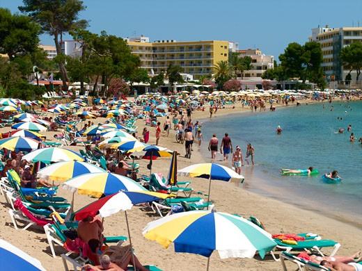 Es Canar, Ibiza : Stock Photo