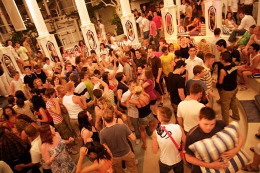 San Antonio, Clubbing : Stock Photo