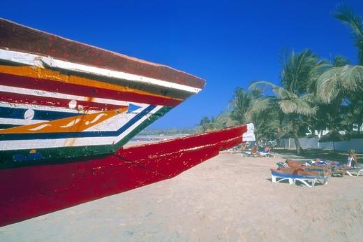Gambia, Fishing Boat, Boat : Stock Photo