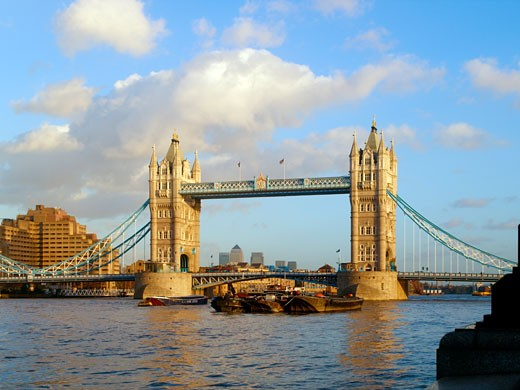 London, Tower Bridge : Stock Photo